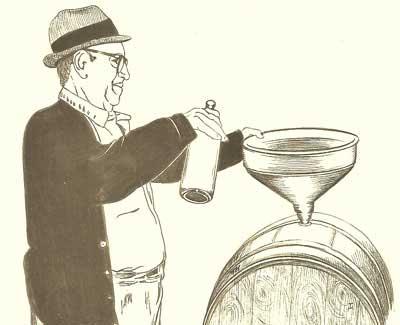 Amalthea Cellars Winery-Italian Grandfather