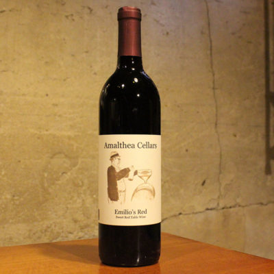 Emilos Red Wine Amalthea Cellars