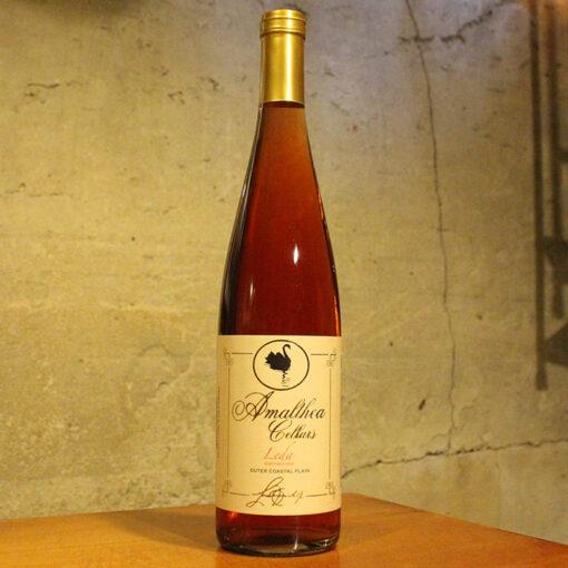 Leda Dry Rose Wine Amalthea Cellars